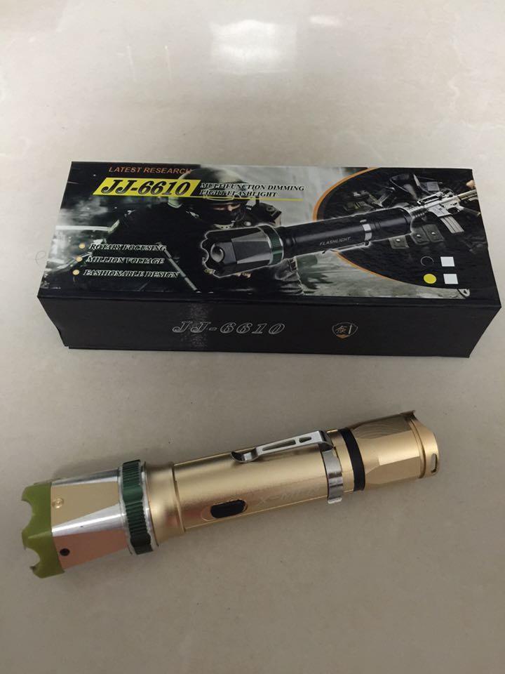 JJ-6610电棍-土豪金配色