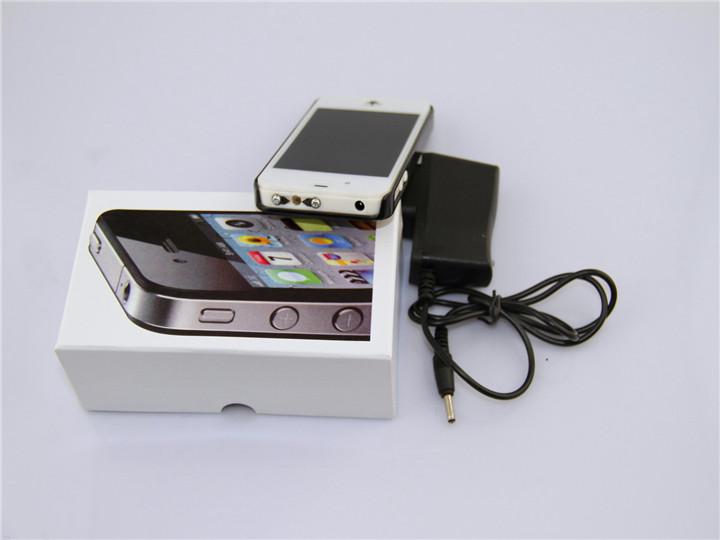 iPhone4S苹果形状电棒