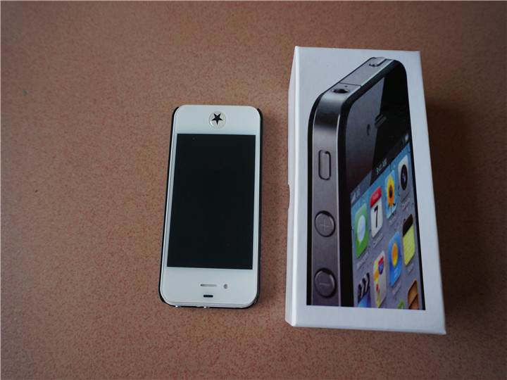 iPhone4S苹果形状电棒 第6张