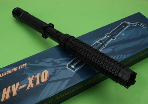 黑鹰X10高压伸缩电棍价格_参数介绍 第8张
